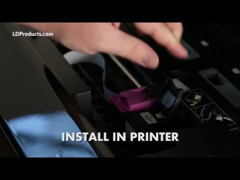HP® 61 Cartridge Installation and Troubleshooting Guide