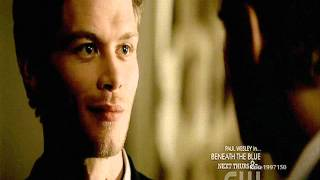 Klaus Mikaelson Monster