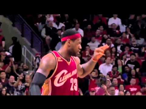 LeBron James: The King has come - Cleveland Cavaliers Era HD