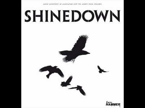 Shinedown - Fly from the Inside (lyrics)