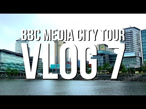 BBC Media City Tour   HD