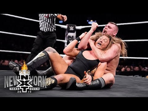 Pete Dunne Faces One Of His Biggest Challenges Yet In WALTER: NXT TakeOver: New York (WWE Network)
