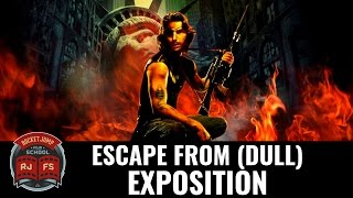 Escape From (Dull) Exposition