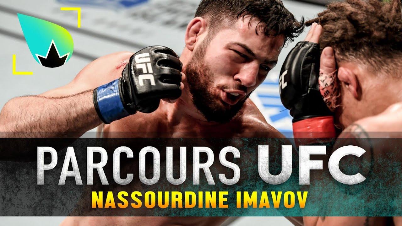 Nassourdine Imavov, son parcours à l'UFC