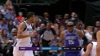 Quarter 2 One Box Video :Mavericks Vs. Kings, 10/19/2017