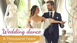 A Thousand Years - Christina Perri | Wedding Dance Choreography 💕 Pierwszy taniec
