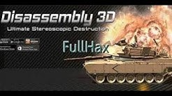 Disassembly 3D hacked with Lucky Patcher (Android)