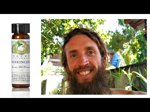 Organic, Wildcrafted, Rare Frankinscense Essential Oil Varieties