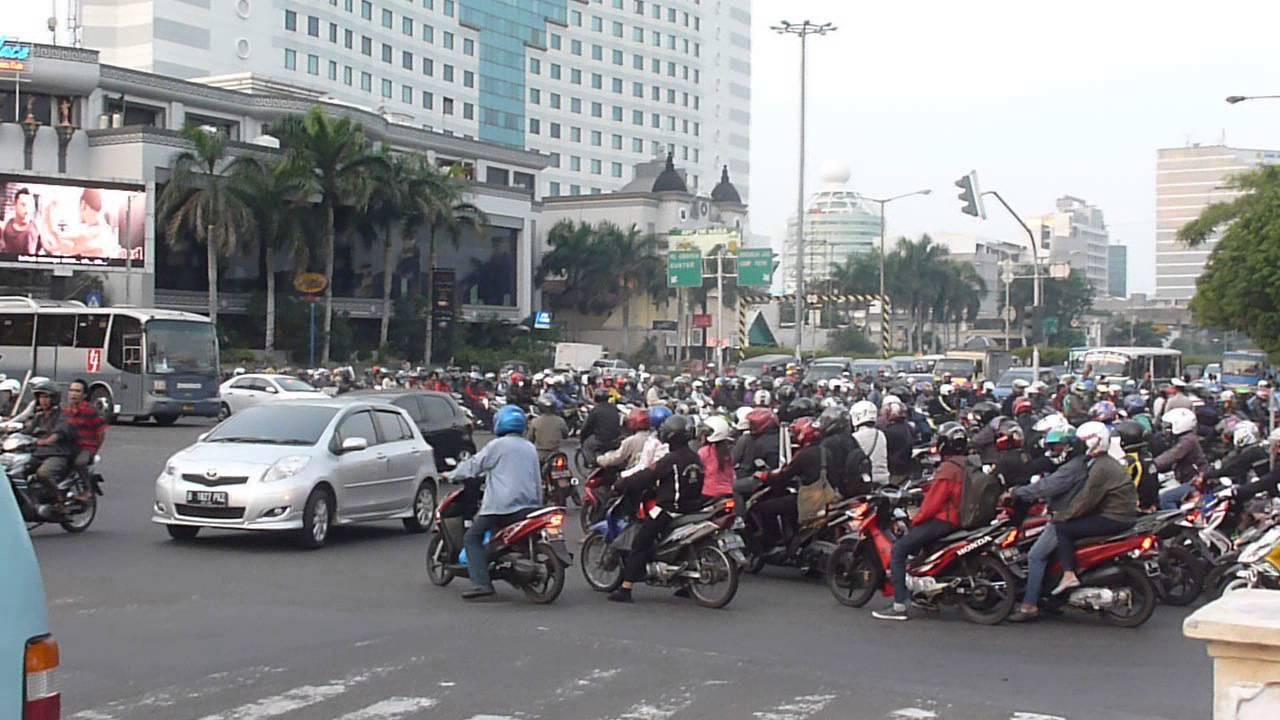 jakarta indonesia traffic - photo #29