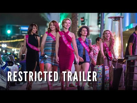 Thumbnail: ROUGH NIGHT - Official Restricted Trailer (HD)
