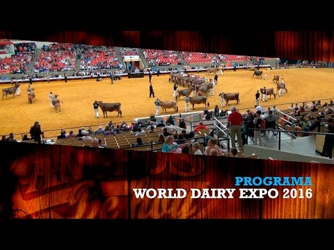 WORLD DAIRY EXPO 2016