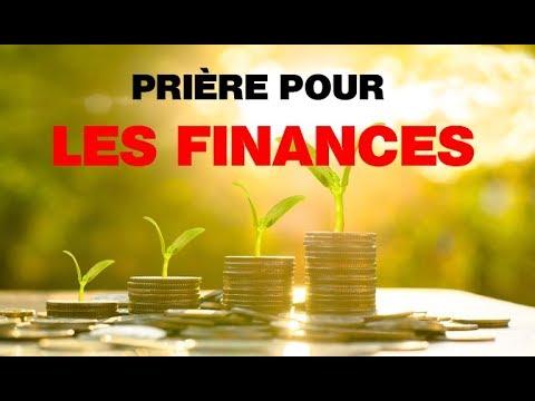 Prière pour les finances: Liberté du blocage financier