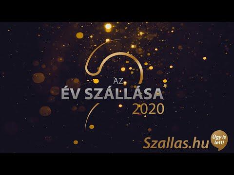 Év Szállása 2020 Online Díjátadó Gála | Szallas.hu