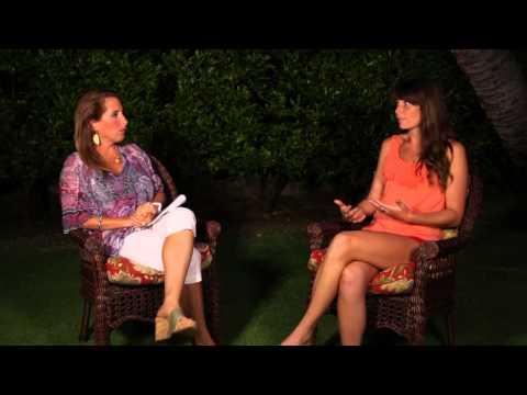 Victoria Arnstein Interviews Megan Elizabeth