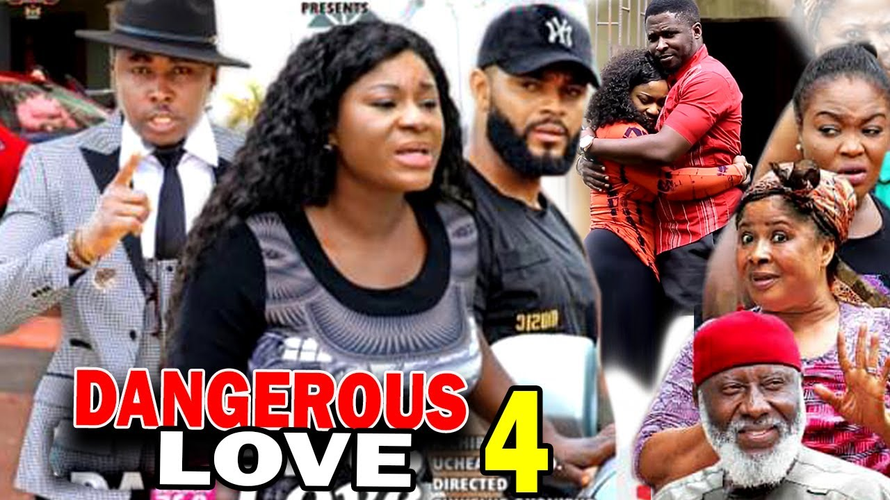 DANGEROUS LOVE SEASON 4 - (New Movie) Destiny Etiko 2020 Latest Nigerian Nollywood Movie Full HD