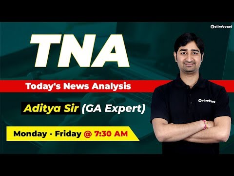 Current Affairs | Daily News - October 21 | IBPS PO | IBPS Clerk | SSC | Today's News Analysis