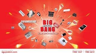 Big Bang 2017 - Sự kiện trợ giá mua sắm lớn nhất năm sắp diễn ra