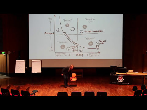 Graduate Research Conference 2014- Keynote Address: Dr Jason Fox