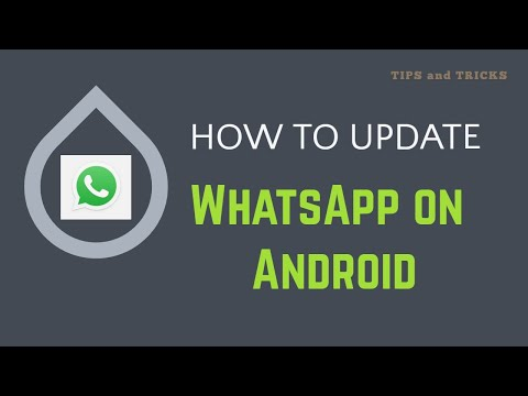 How To Update WhatsApp On Android [Tutorial]