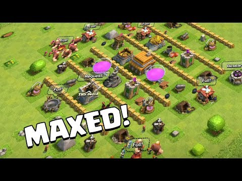 My Secret TH5 Exposed! Clash Of Clans