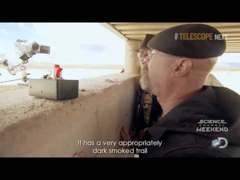 The Mythbusters POOP Rocket