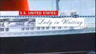 SS United States - Lady In Waiting