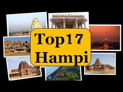 Hampi Tourism | Famous 17 Places To Visit In Hampi Tour