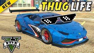 GTA 5 Thug Life #51 (GTA 5 WINS & FAILS Funny Moments)