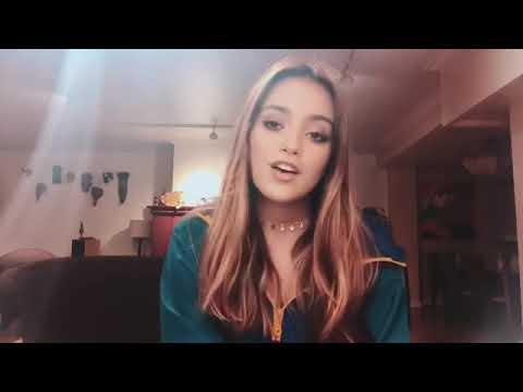 Beautiful - Bazzi ft Camila Cabello | Cover by Maia Reficco