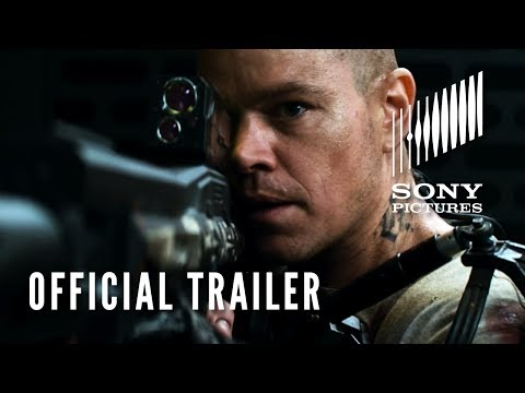 ELYSIUM   Trailer  In Theaters August 9th