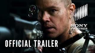 ELYSIUM - Official Trailer - In Theaters August 9th thumbnail