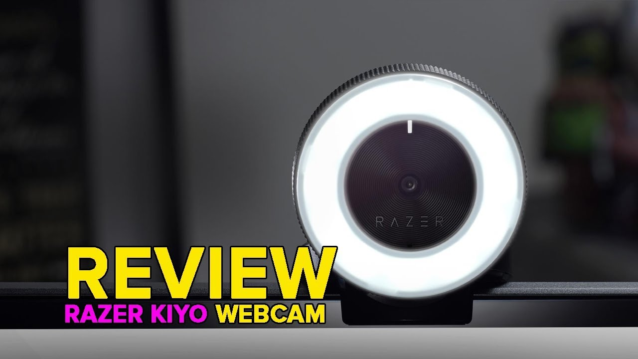 Razer's Kiyo does livestreaming better than Logitech's popular C920