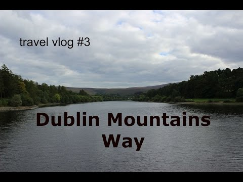 Hiking Dublin Mountains Way : Travel Vlog #3