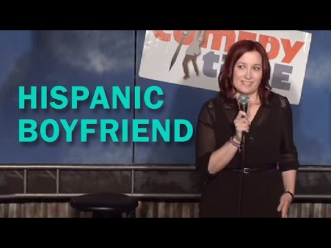 Hispanic Boyfriend (Stand Up Comedy)