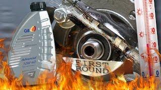 Q8 Formula Advanced 10W40 Jak skutecznie olej chroni silnik? 100°C