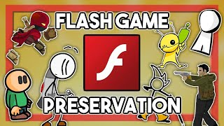 Flash Game Preservation (How t๐ play Flash games after support ends Dec 2020) | Flashlight