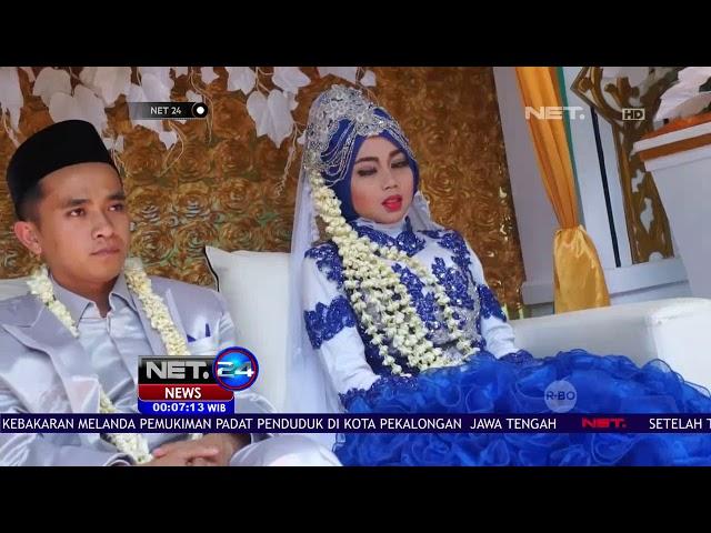 Suasana Duka Diresepsi Pernikahan - NET 24