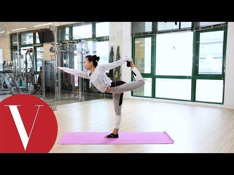 3招瑜珈動作鍛鍊你的核心肌群緊實腹部線條 VOGUE 健身房