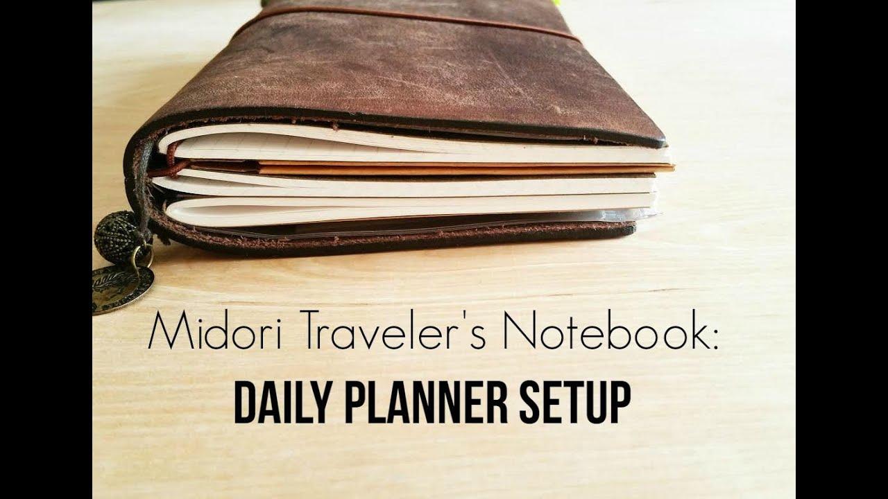The Traveler S Notebook
