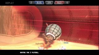 Supersonic Acrobatic Rocket Powered Battle-Cars - Game 10 - 3v2
