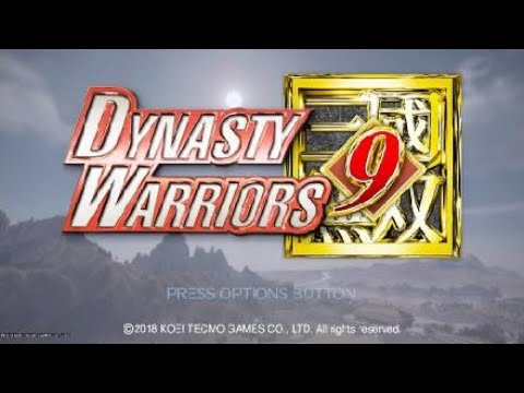 DYNASTY WARRIORS 9 Free Mode Shu Chapter 7 Liu Zhang Is Surrendered Guan Yinping_20190515171138
