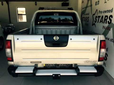 2012 NISSAN NP300 HARDBODY 2.5TDI DOUBLE CAB HI-RIDER Auto For Sale On Auto Trader South Africa
