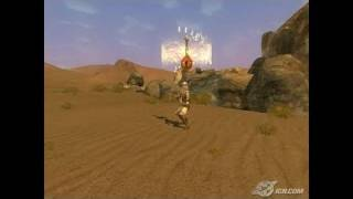 EverQuest II: Desert of Flames PC Games Gameplay - While