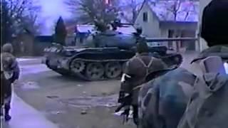 Эпизод гражданской войны в Югославии 1991 1995
