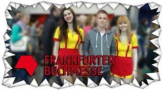 Frankfurter Buchmesse 2016 - VLOG!