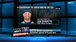 New York Mets sign Michael Cuddyer