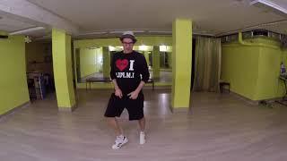 урок танцев online / dance tutorial / Илья Импульс