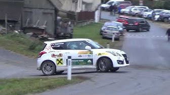 23.Herbst Rallye 2019 Andreas TAXPOINTNER-Patrick LUDL