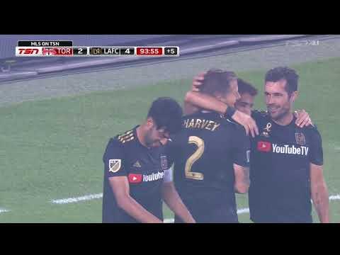 GOAL Carlos Vela | LAFC 4 - 2 TOR