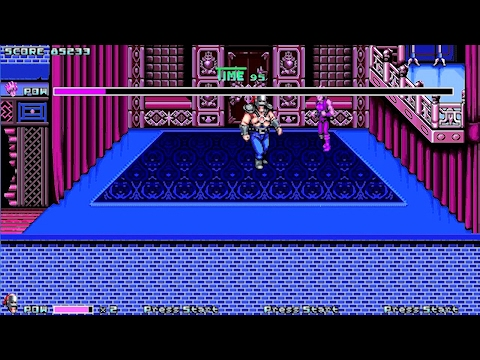 OpenBoR games: Streets of Rage Zombies (2017) - ALL ENDINGS